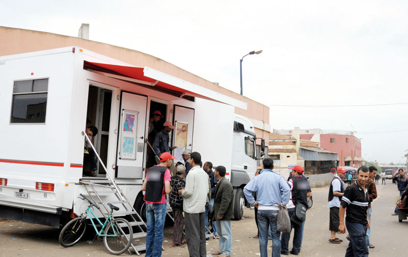 Ain Leuh: Plus de 1.500 bénéficiaires d'une caravane médicale