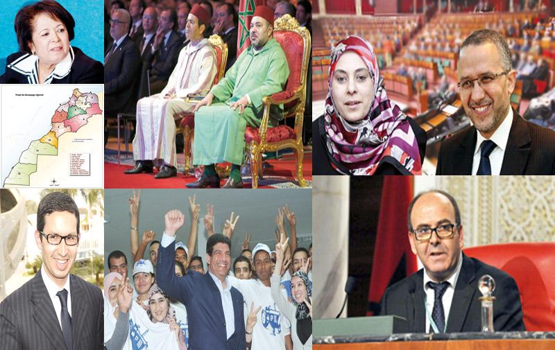 Rétro 2015: Les temps forts de la scène politique