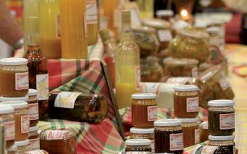 Rabat : Les produits du terroir marocains font leur compétition