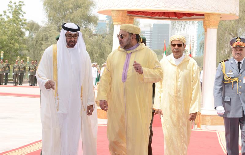 Activités royales: Après l'Arabie Saoudite, escale aux Emirats