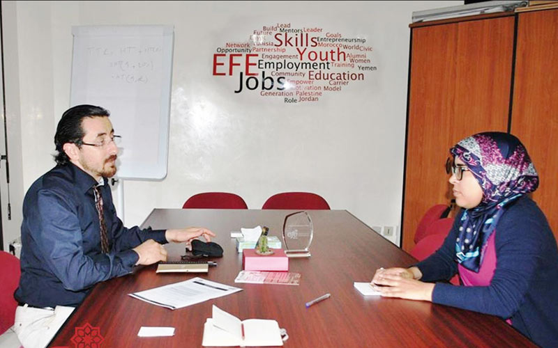 «Mentoring for success»: Nouveau programme de mentorat pour les jeunes diplômés