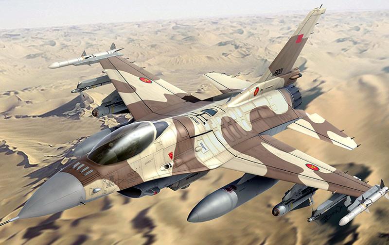 Yémen: un F-16 marocain «porté disparu»