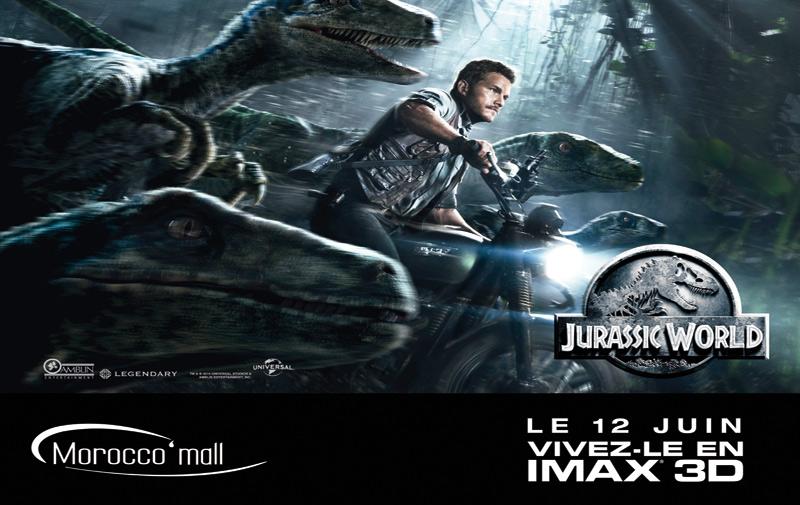 Jurassic World à l'Imax : Pour  une expérience qui effleure le réel