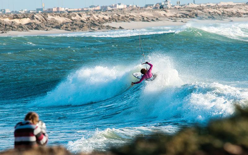 Grand prix du Prince Moulay El Hassan de kiteboarding : Fin de la compétition, début d'un grand avenir