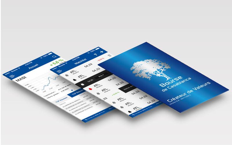 Bourse de Casablanca: Application mobile disponible