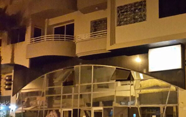 Incendie dans une salle de fitness en plein Casablanca