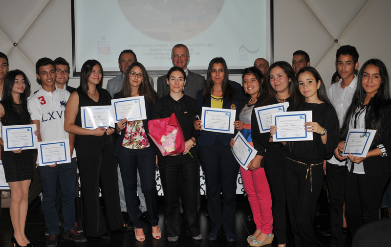 Agadir : Quand les élèves s'impliquent dans les affaires de la cité