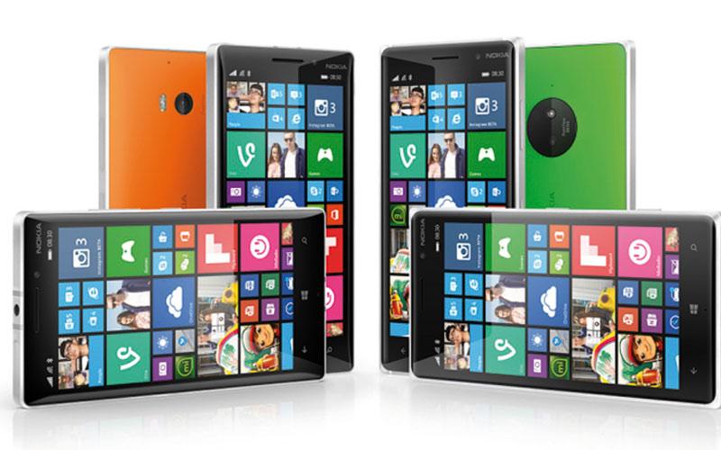 Trois smartphones dans le pipe: Les nouveaux Lumia de Nokia, plus forts que jamais