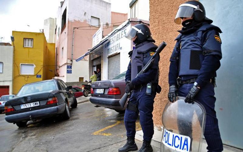 Murcie : arrestation d'un jihadiste marocain qui voulait rallier la Syrie