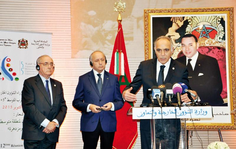 Dialogue 5+5: Soutien au projet d'accord politique en Libye