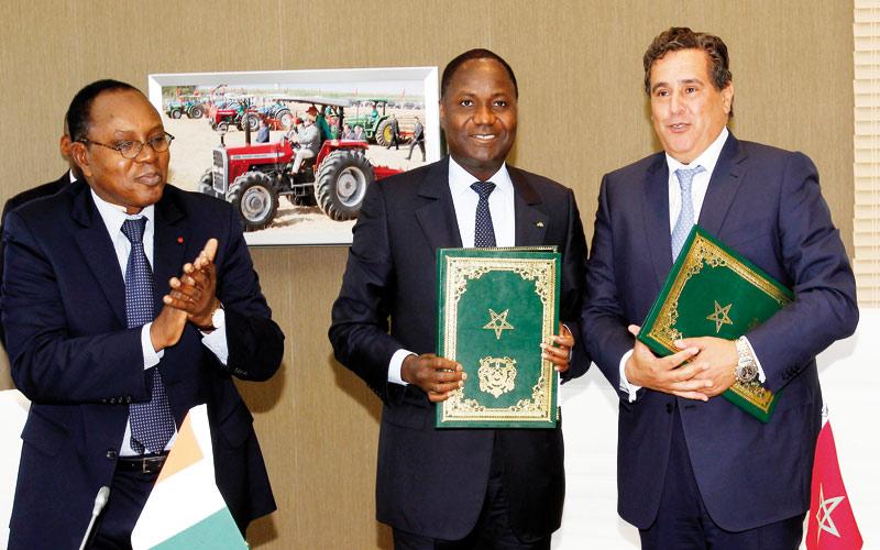 Agriculture : Le Maroc et la Côte d'Ivoire élargissent leur partenariat