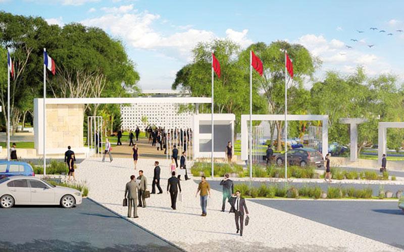 Le circuit d'accès aux classes prépas désormais au Maroc dans l'intimité de l'Ecole Centrale Casablanca