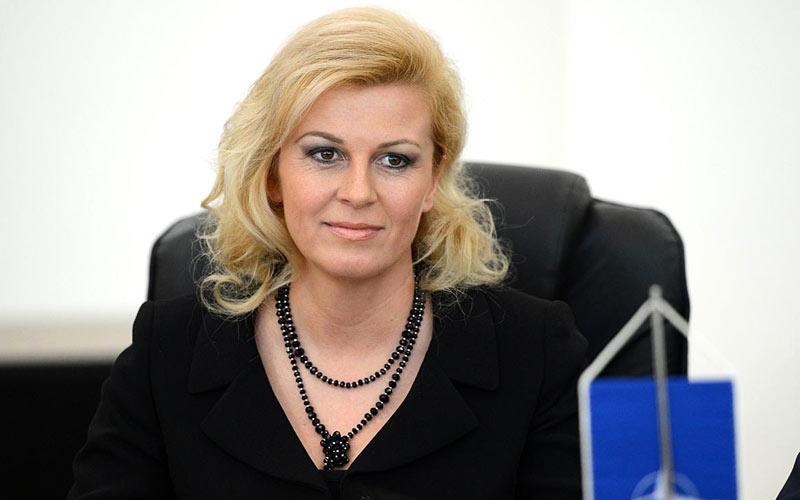 Croatie : Kolinda Grabar Kitarovic élue présidente