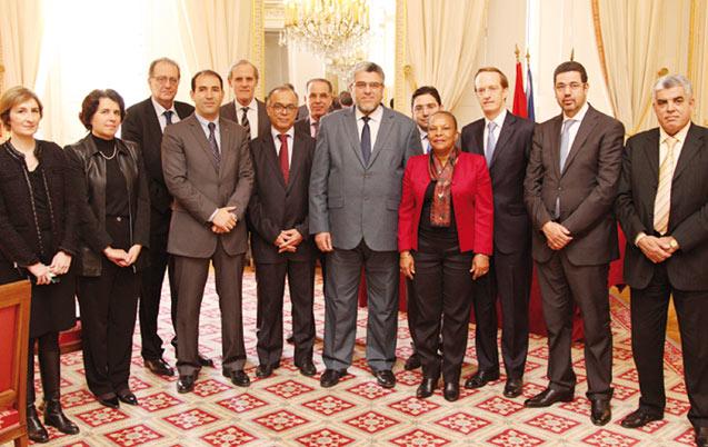 Le satisfecit  de Ramid et Taubira: C'est reparti pour la coopération judiciaire entre Rabat et Paris