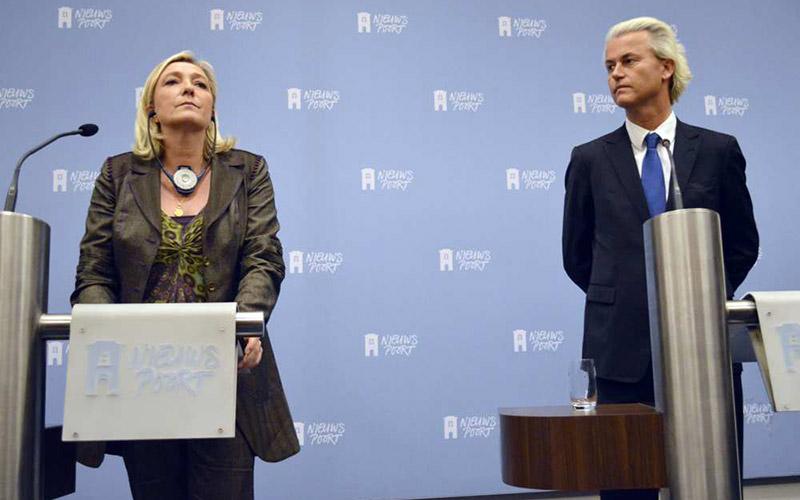 Parlement européen : Marine Le Pen n'arrive pas  à former un groupe