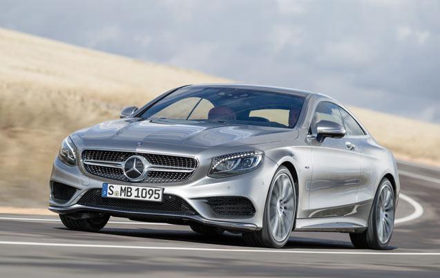 Mercedes Classe S Coupé: «S» comme sensuelle…