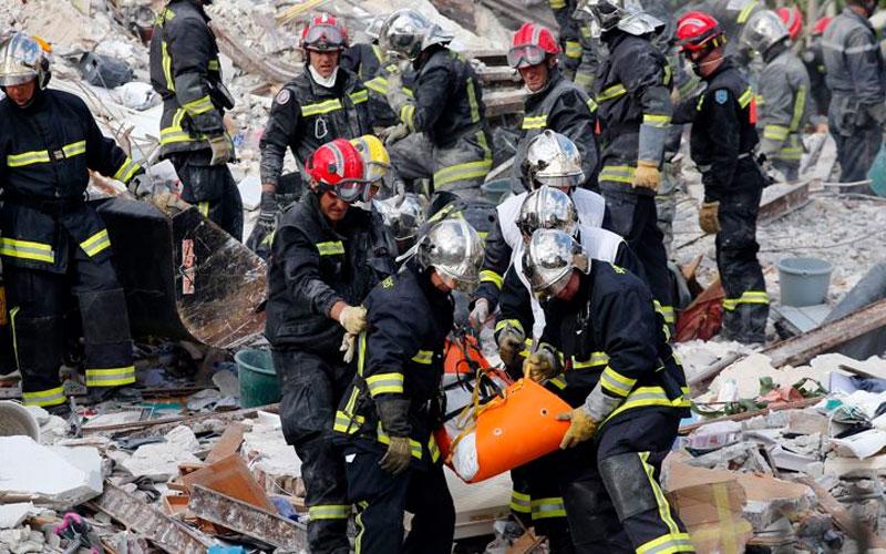 France : une Marocaine et son fils morts dans un effondrement