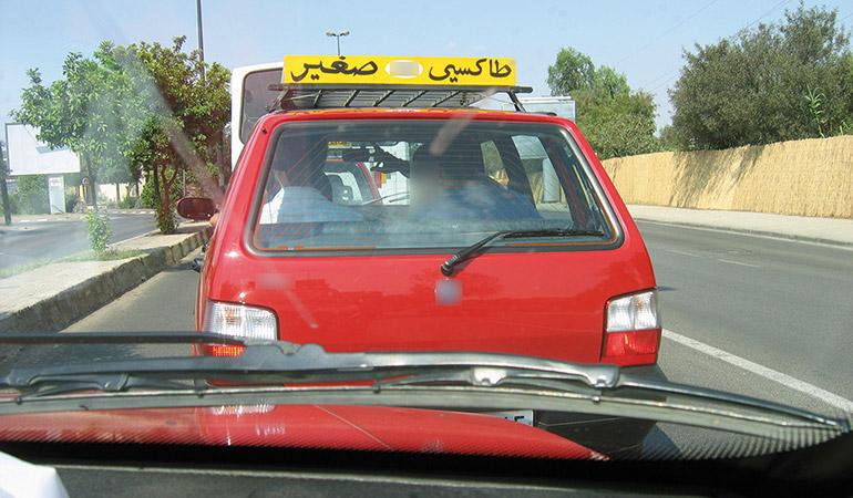 Un malfaiteur qui attaque les taxis mis sous les verrous