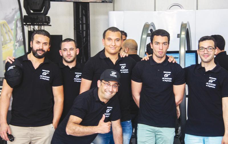 Nissan GT Academy: Cinq candidats marocains qualifiés pour l'Egypte !