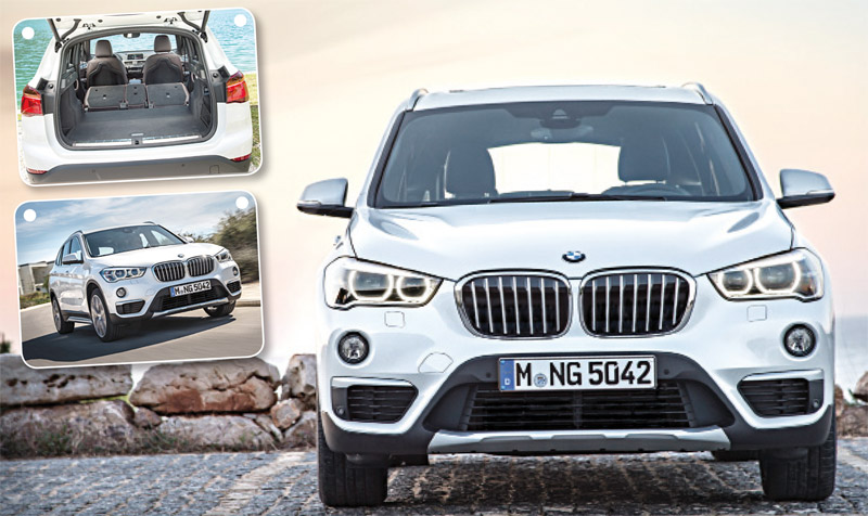 BMW X1 : He's back!