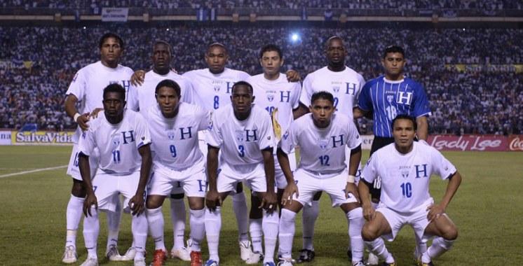 Coupe du monde 2014 : Equipe du Honduras