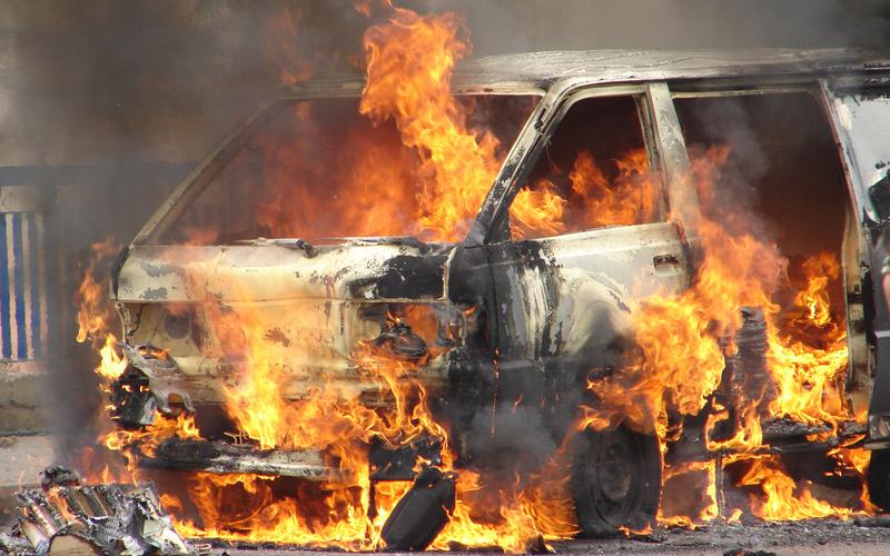 Un homme brûle 7 voitures à Sefrou