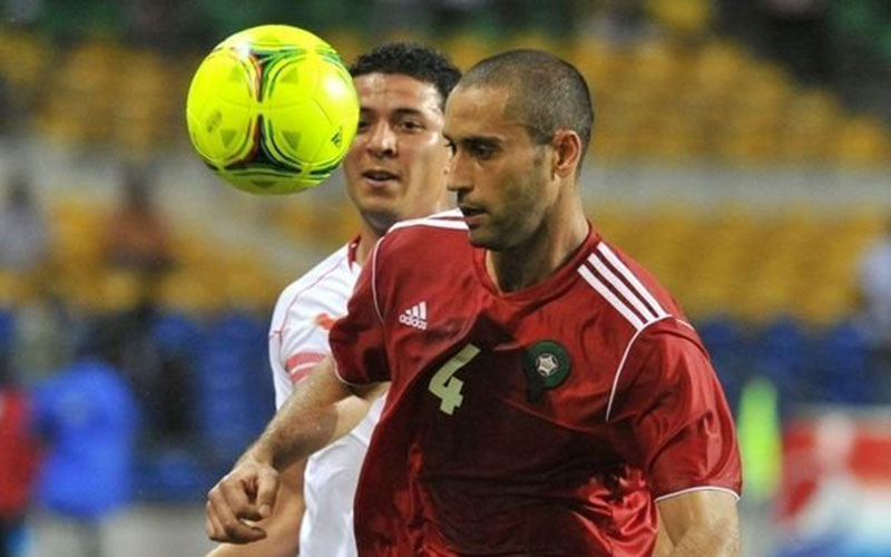 Ligue 1 : l'international marocain Ahmed Kantari suspendu 3 matchs