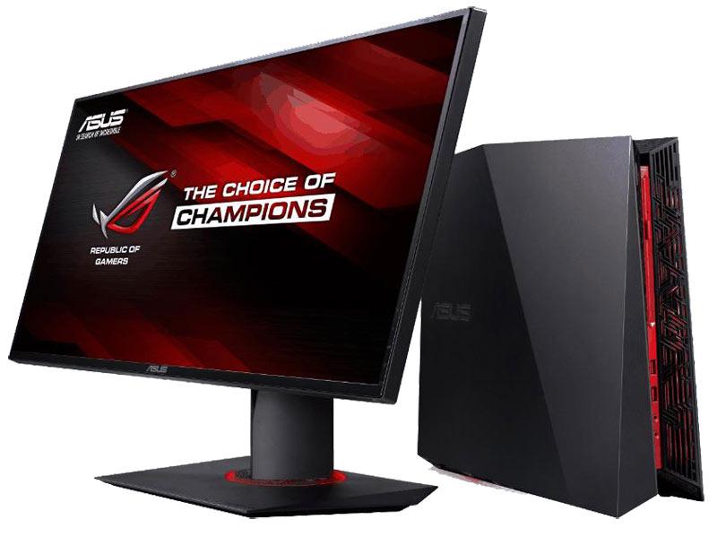 ASUS étoffe sa gamme d'appareil tout en un  et de PC bureau