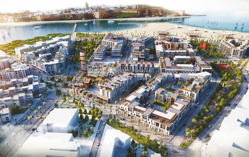 Eagle Hills d'Abu Dhabi  acquiert 41% de Bab Al Bahr
