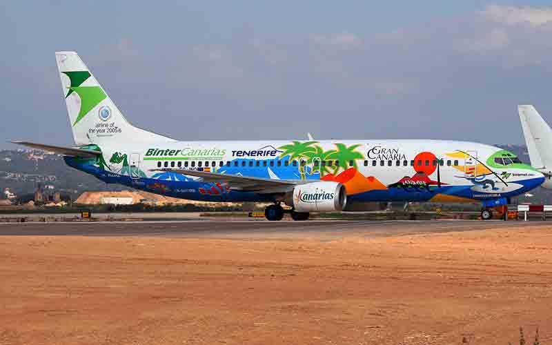 Compagnie aérienne Binter Canarias: Agadir et Marrakech reliées à Tenerife