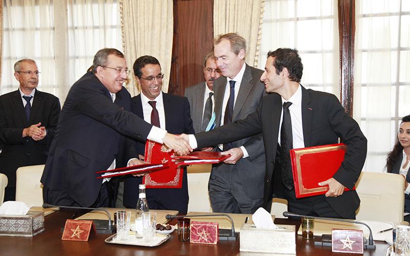 Safi : lancement de la plus grande station thermique au Maroc