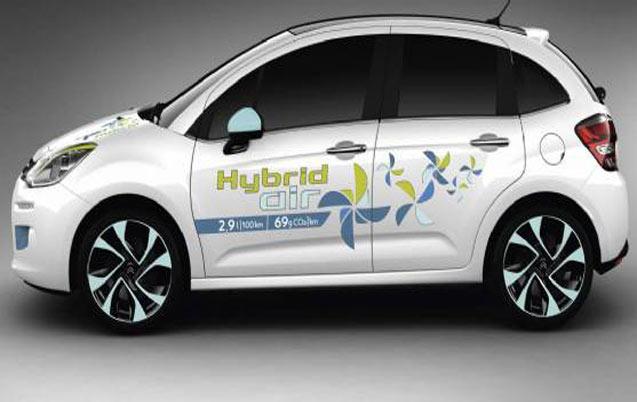PSA : Une voiture hybride pour 2019