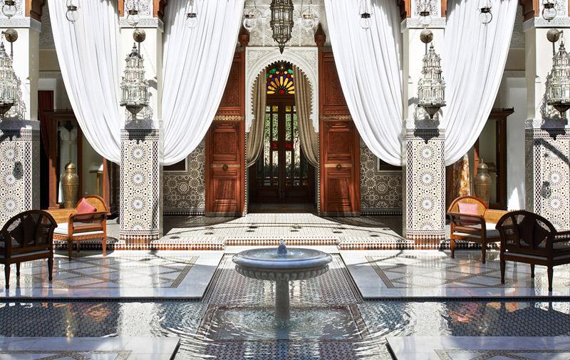 Marrakech : Royal Mansour sacré meilleur hôtel en Afrique