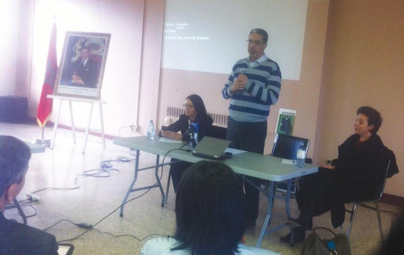 Rabbah à l'écoute des Marocains du Canada