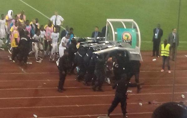 CAN 2015 : La demi-finale Ghana – Guinée équatoriale interrompue