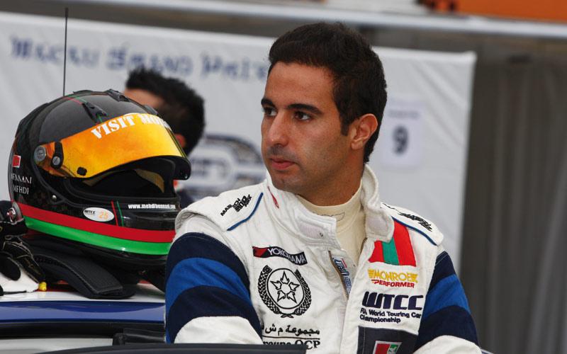 Mehdi Bennani concourra au Grand Prix du Japon