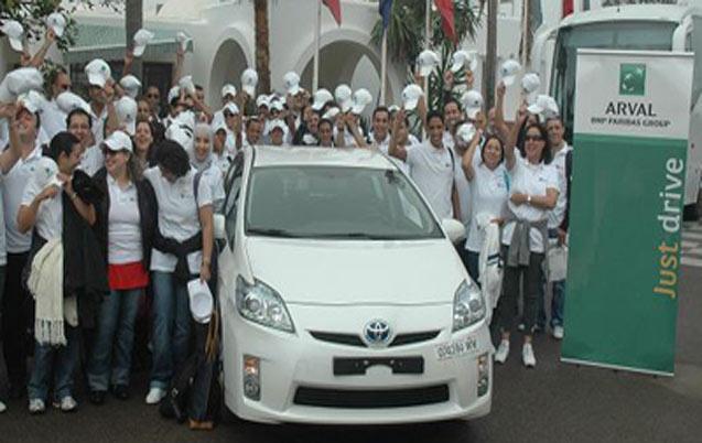 Arval Maroc: Bientôt tout un parc de voitures électriques sera proposé en location