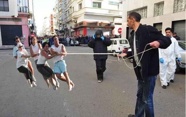 Fausse alerte à la bombe:  #Moul9anboul  fait exploser de rire la twitoma