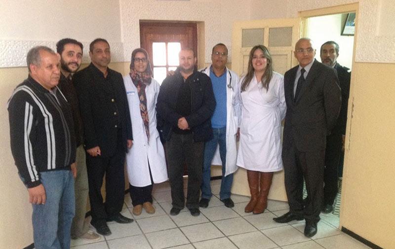 Laâyoune: Une campagne médicale  au profit des prisonniers