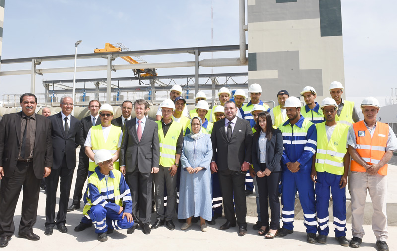 Activité Royale : 1,45 milliard de DH pour dépolluer le littoral Est du Grand Casablanca