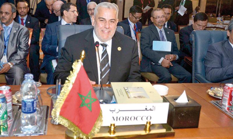 Une feuille de route de SM le Roi pour la Ligue arabe
