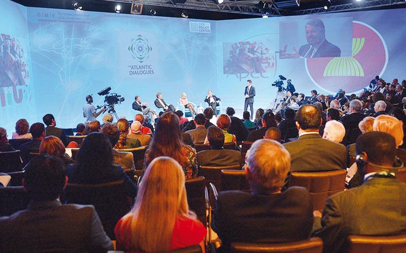 L'épidémie d'Ebola débattue lors des Atlantic Dialogues: La communauté internationale pointée du doigt