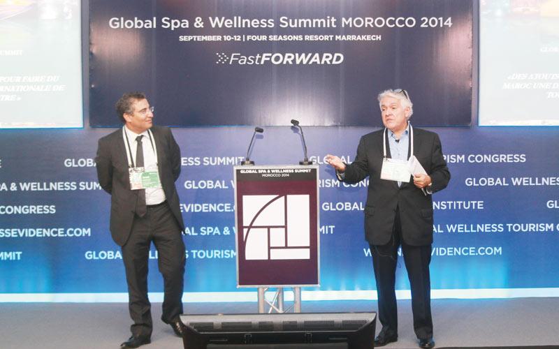 Sommet mondial du spa: Le Maroc, deuxième destination de bien-être dans la région MENA