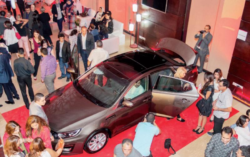 Kia: Showroom flambant neuf à Agadir