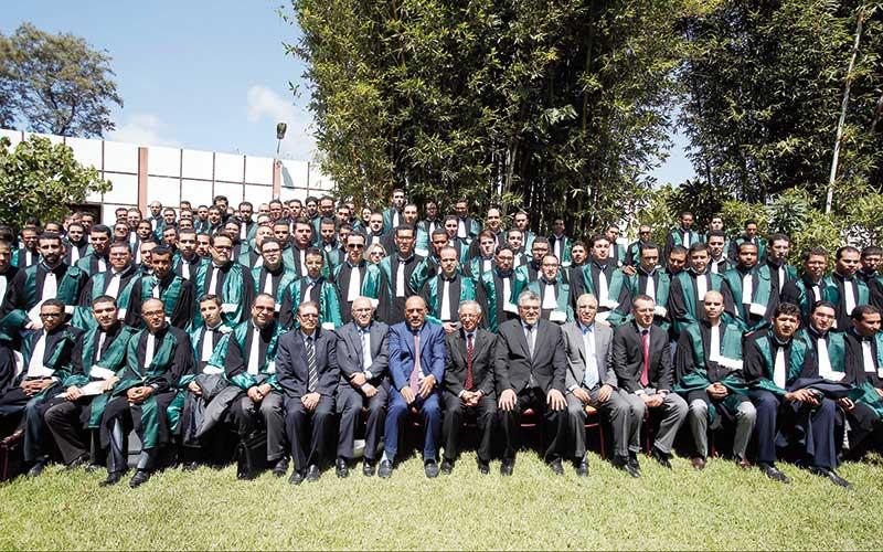 Les nouveaux magistrats en poste  dès septembre