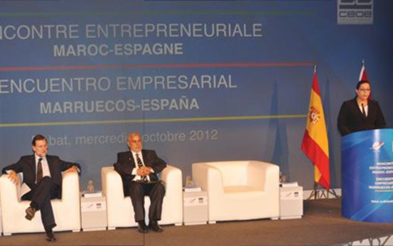 Mission commerciale espagnole au Maroc en novembre