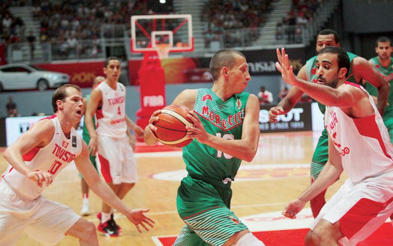 Afrobasket 2015 : Le Maroc quitte la compétition mais force le respect