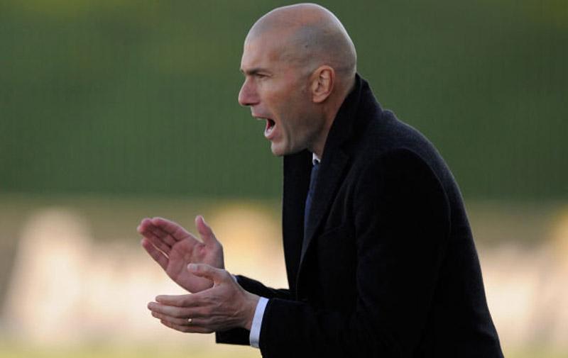 Zinedine Zidane nommé nouvel entraîneur du Real Madrid