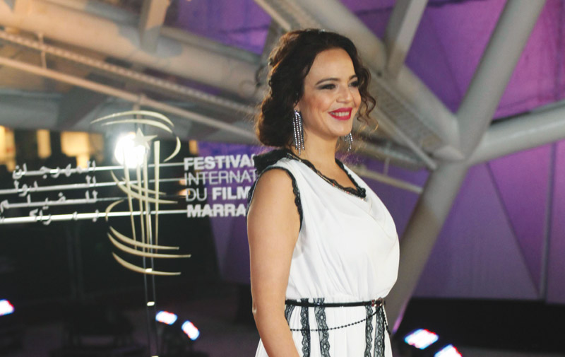 Noufissa Benchehida: «Je n'assiste pas au festival quand il n'y a pas un de mes films»