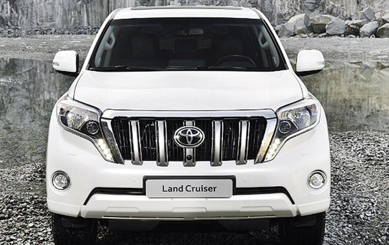 Toyota : Nouvelles motorisations pour le Land Cruiser